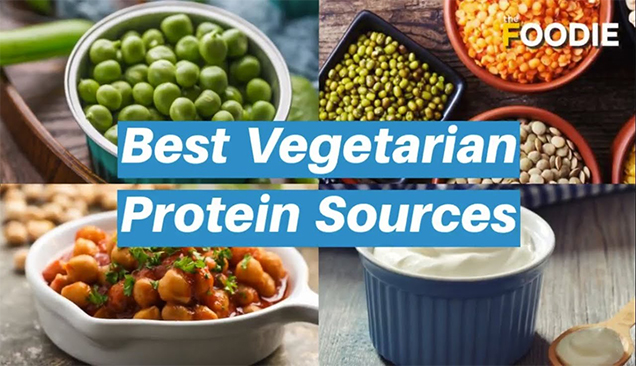 How vegetarians can add Best protein 5 foods